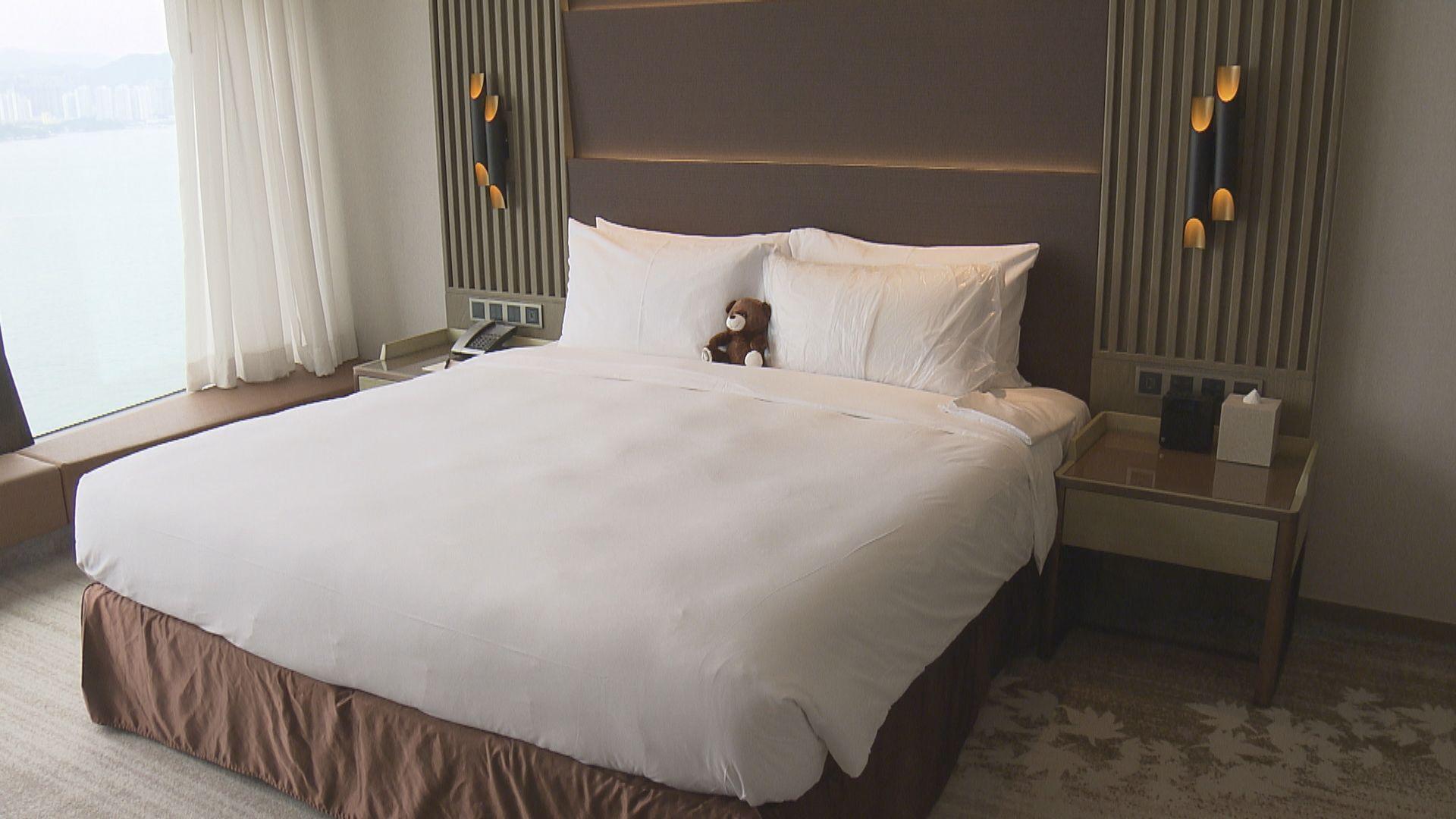消委會:多間酒店未計劃若有確診者入住的應變措施