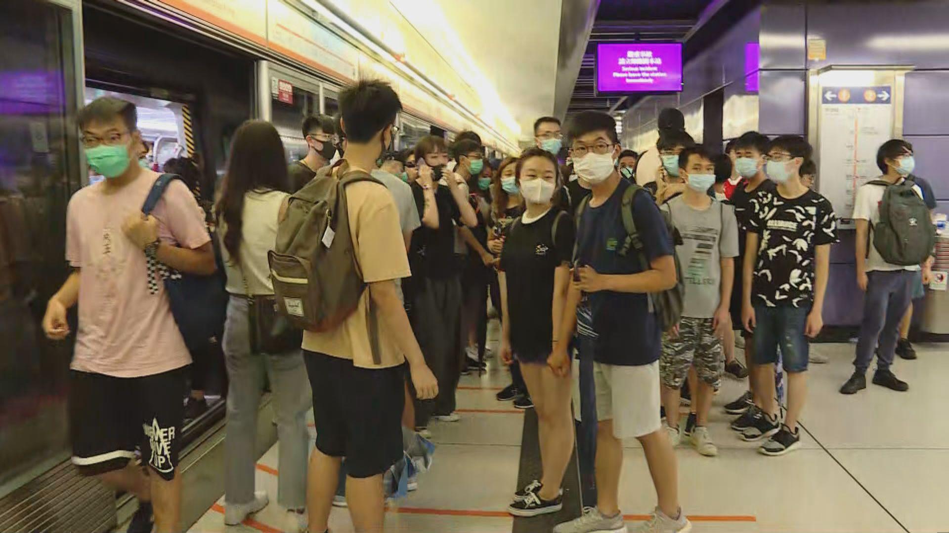 【最新】港鐵東涌綫全綫即時暫停服務