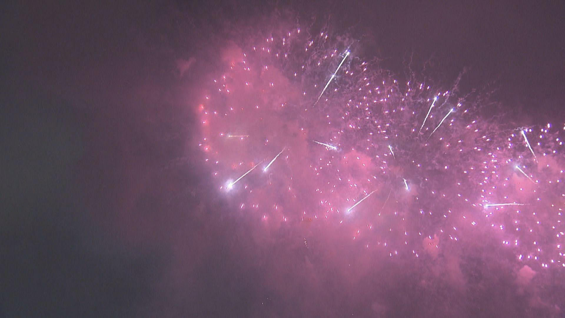 康文署連續兩年取消農曆新年煙花匯演