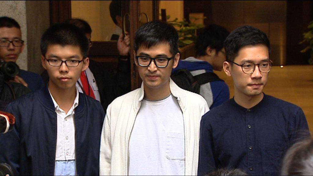 雙學三子獲提名角逐諾貝爾和平獎
