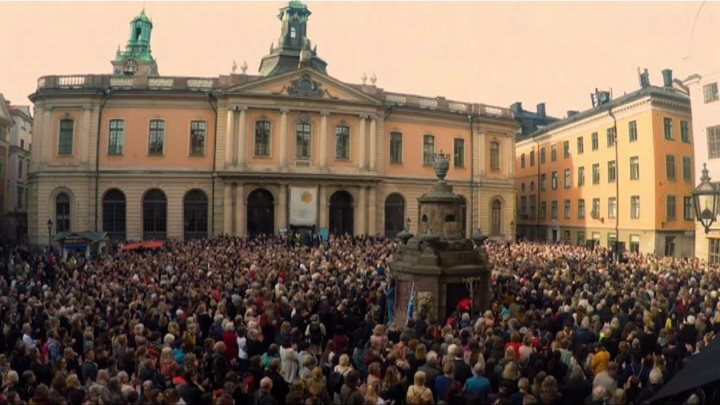 諾貝爾瑞典學院性侵醜聞持續發酵