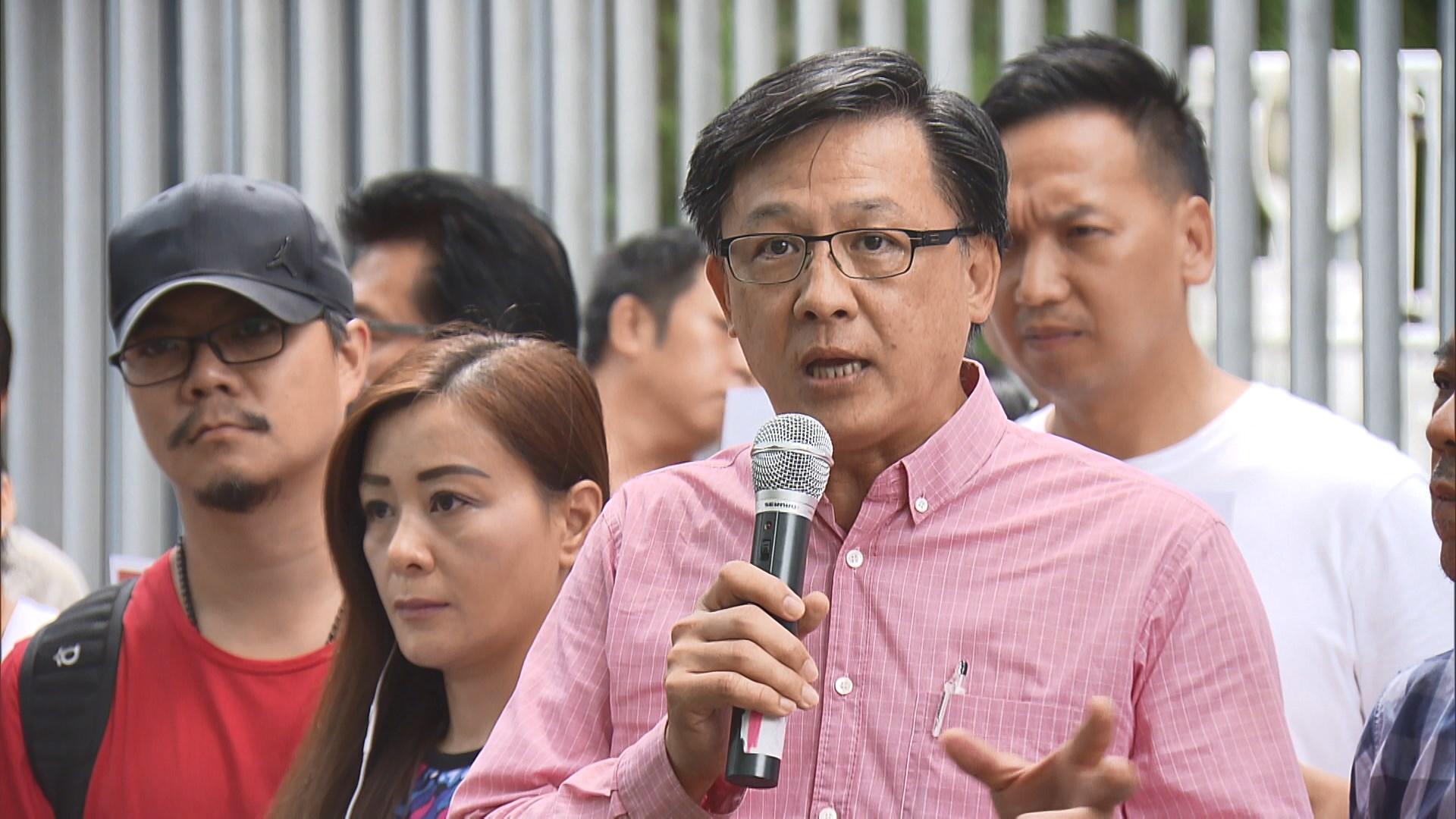 何君堯:應宣布香港進入緊急狀態 將疑犯移送內地審訊