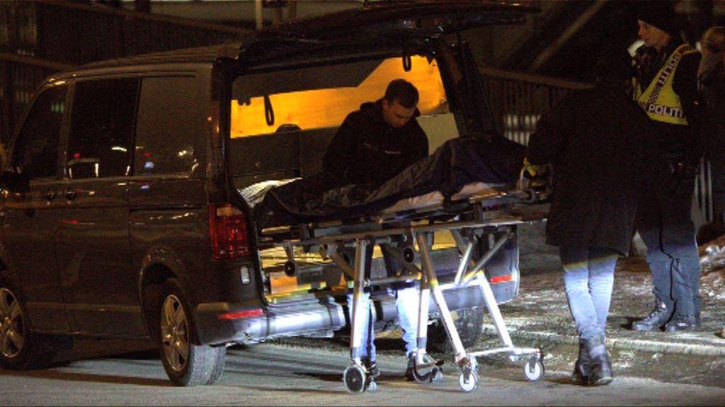 挪威兩名外籍男子遭火車撞死
