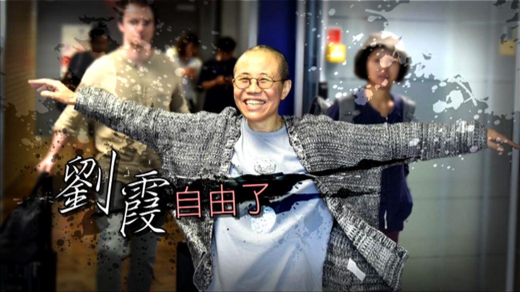 【經緯線】劉霞自由了(一)