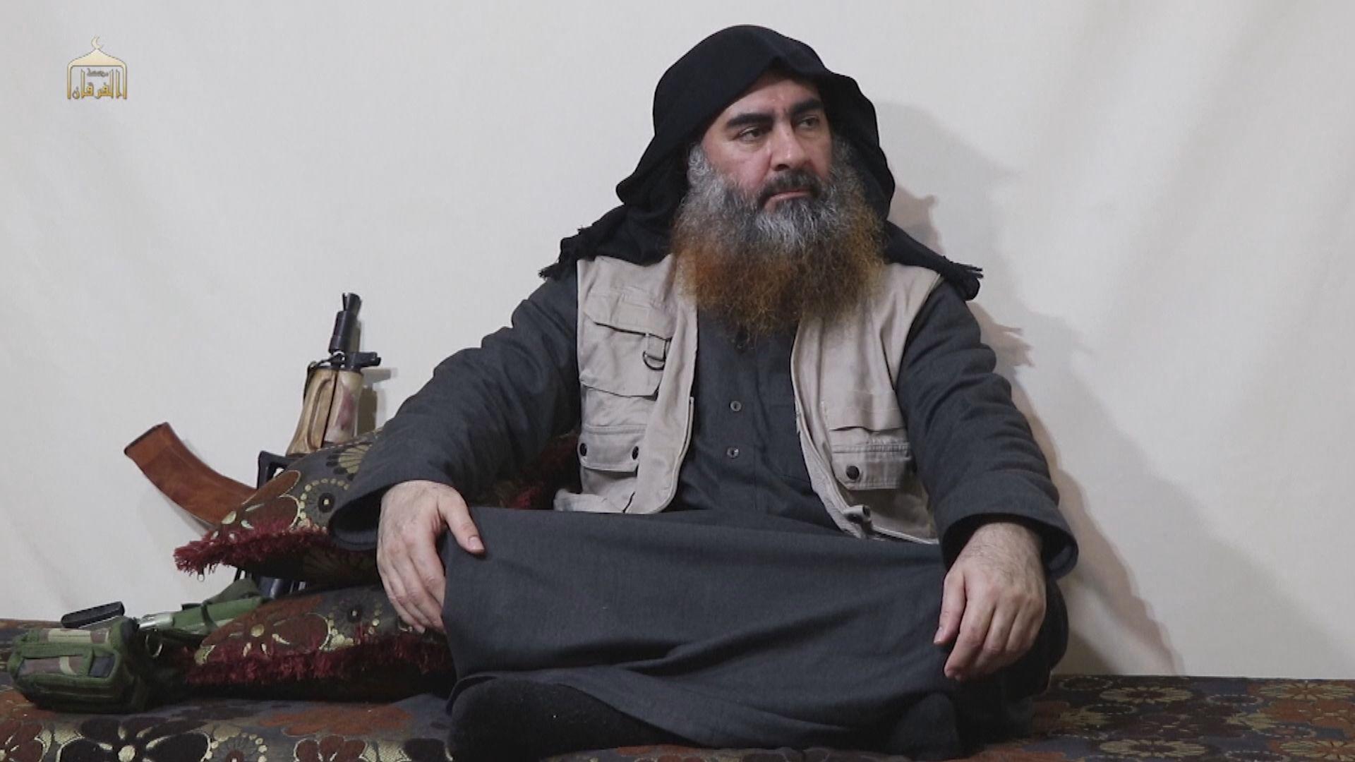 【新聞智庫】巴格達迪誓言復仇 伊斯蘭國新戰場何在?