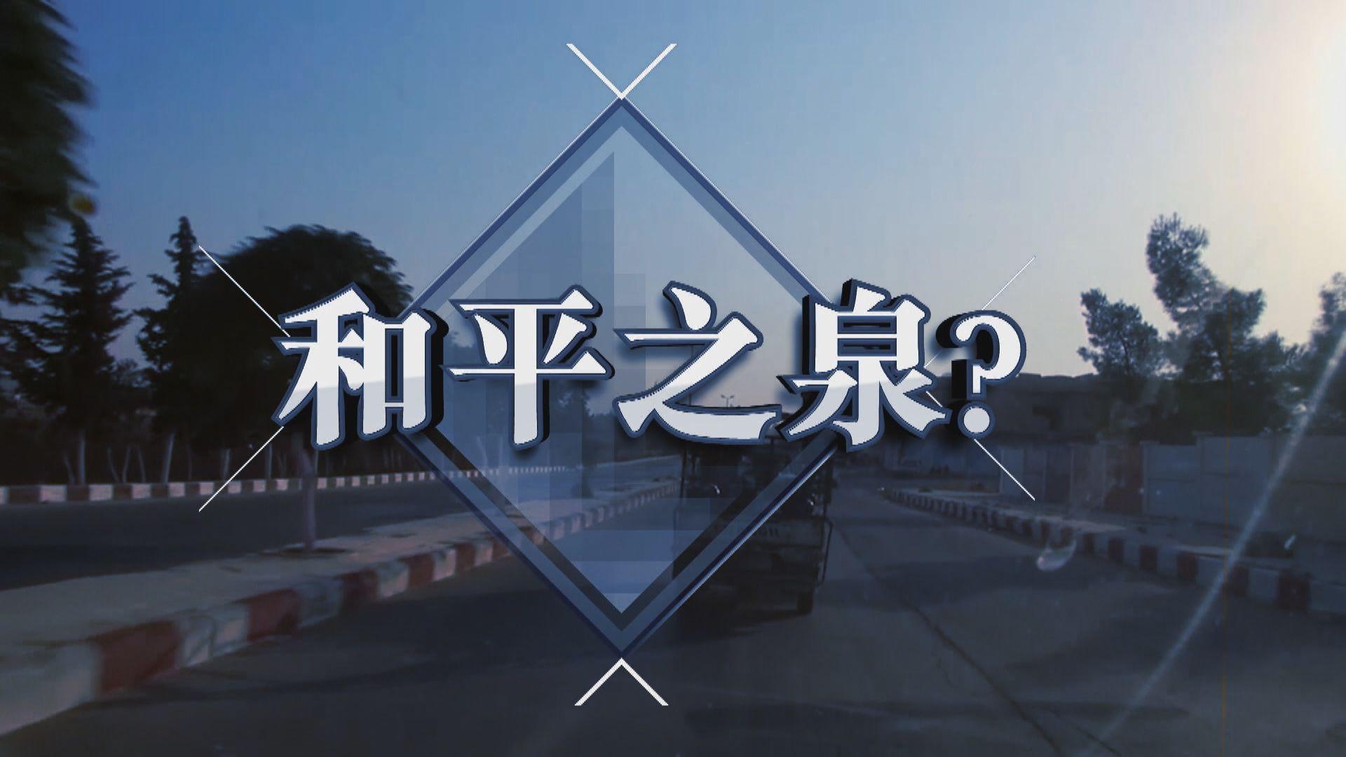 【新聞智庫】和平之泉?