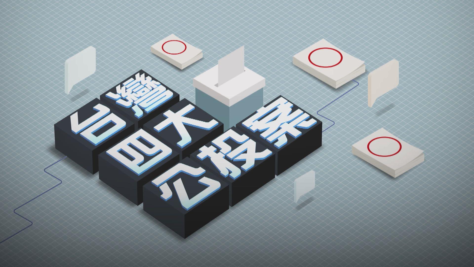 【新聞智庫】台灣四大公投案