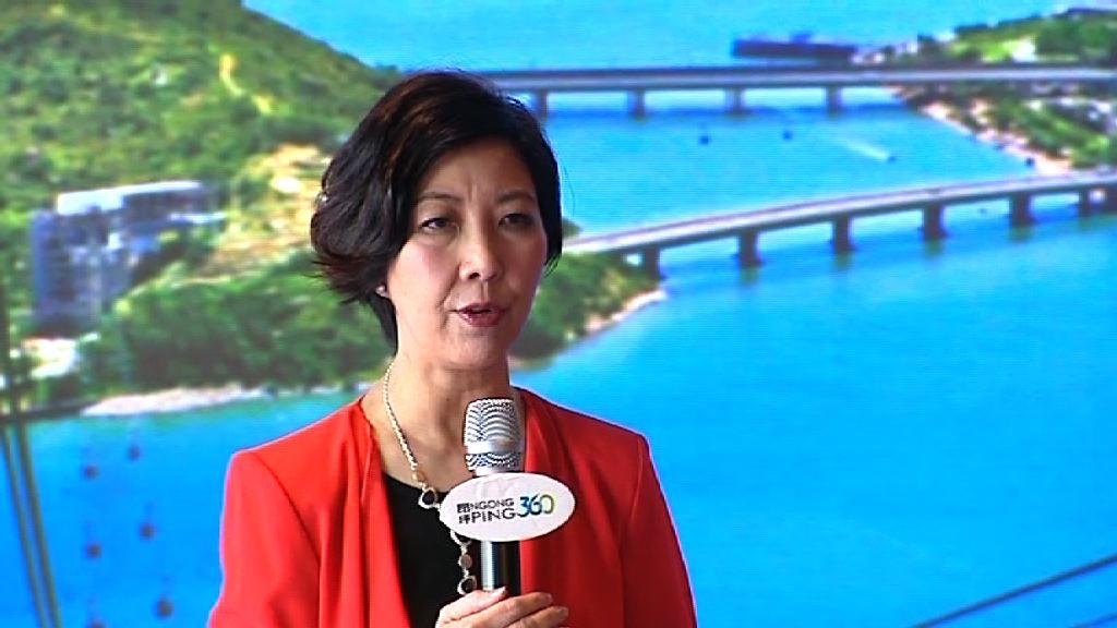 昂坪360:港珠澳大橋通車能吸引大灣區旅客