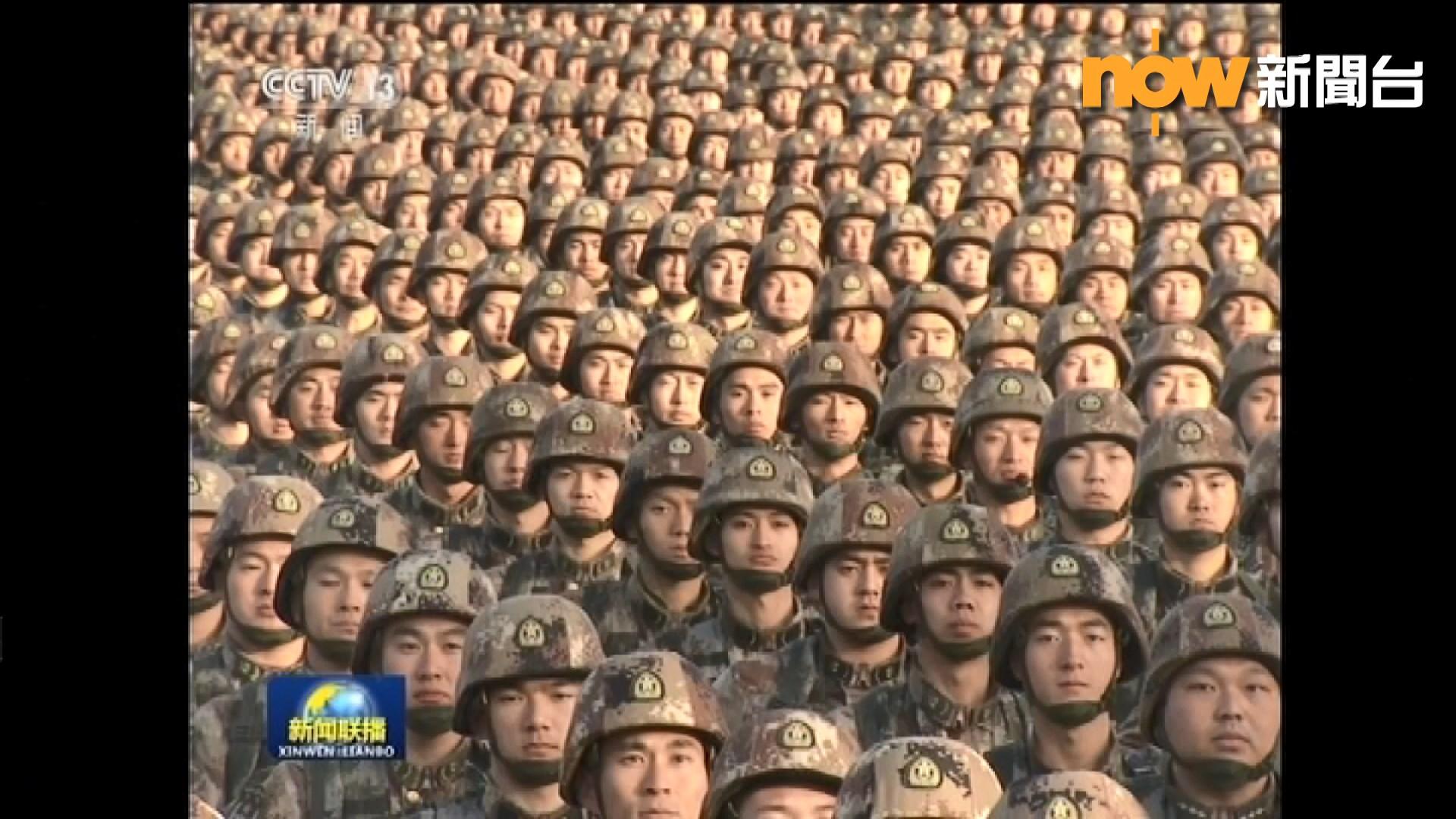 軍費預算增7.5% 維穩費近1800億