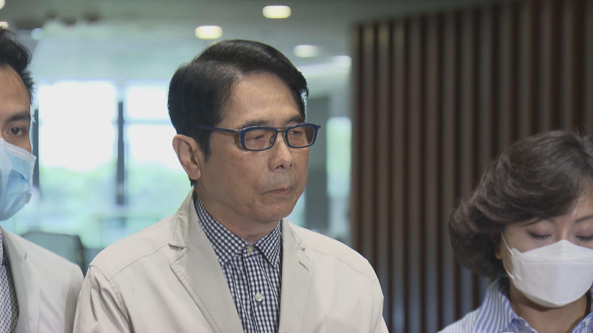 黃國健:對建立香港國安法感欣慰 可避免衝擊社會