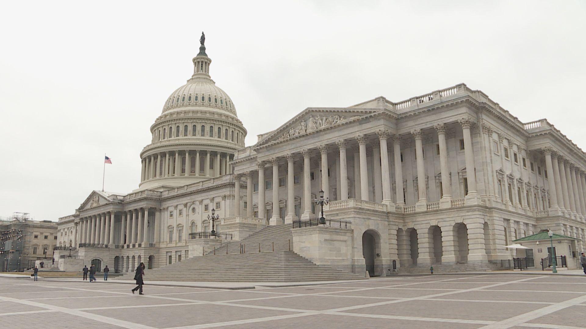 美國參議員將提出法案制裁在港實施國安法的中國官員