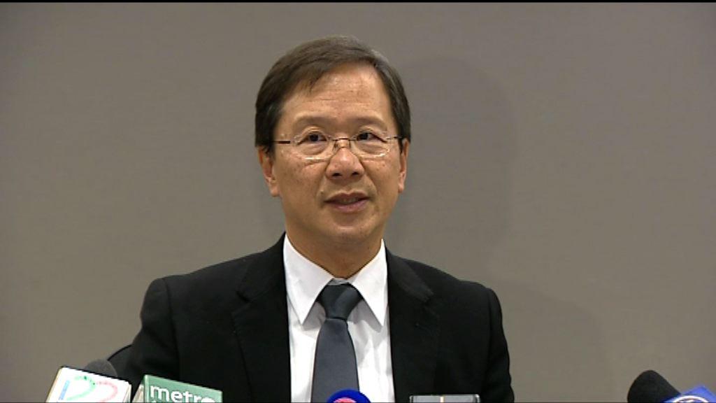 郭家麒有信心獲足夠提名成為全國人大代表候選人