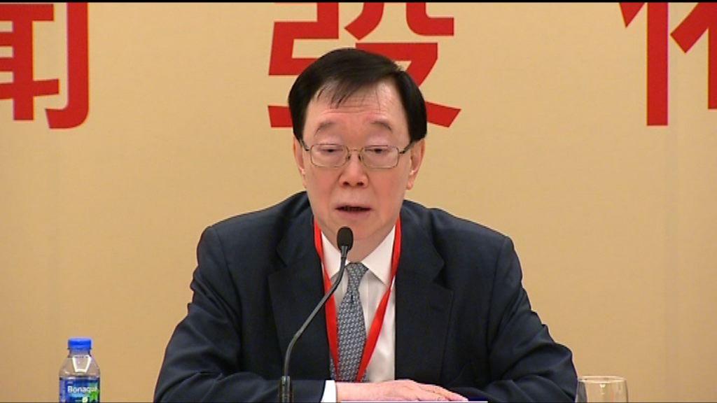 劉漢銓:無收到官方推薦的投票名單