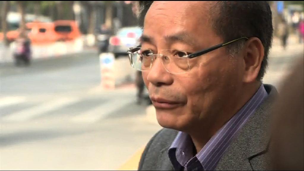 葉國謙:國歌法決議案沒提及追溯期
