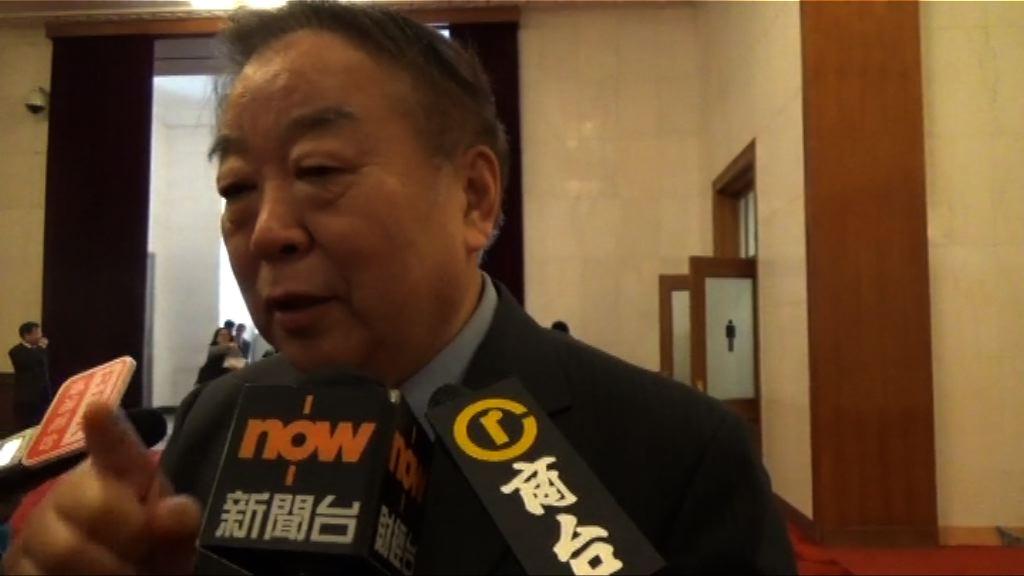 喬曉陽:中央治港方針不會改變