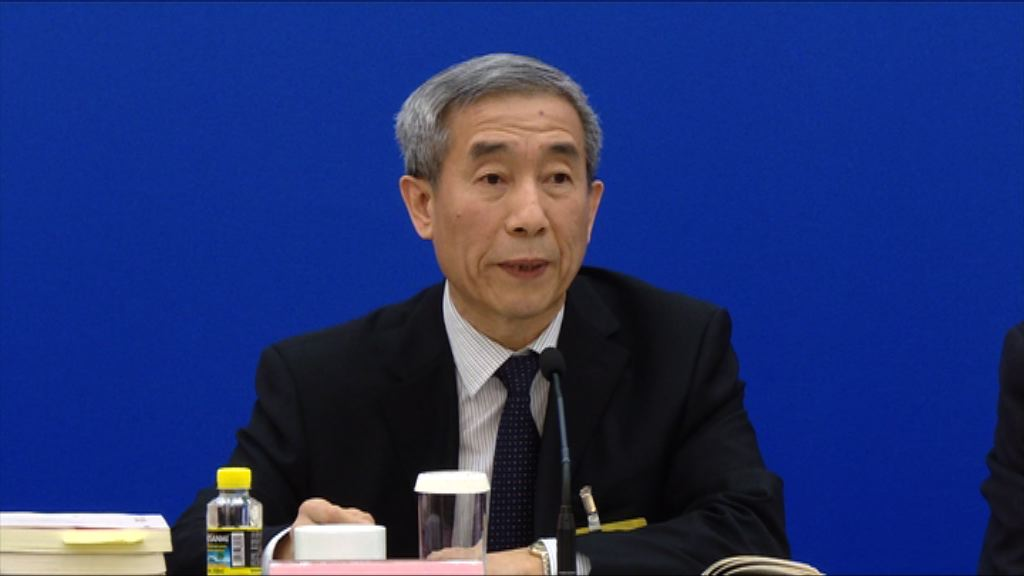 據報李飛將接替喬曉陽任主任委員