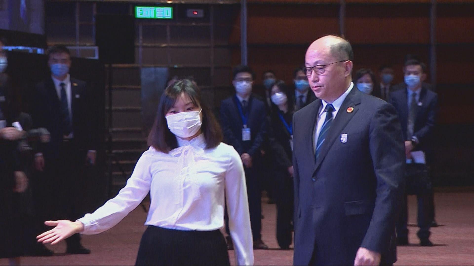鄭雁雄:完善香港選舉制度將轉化為維護國安效能