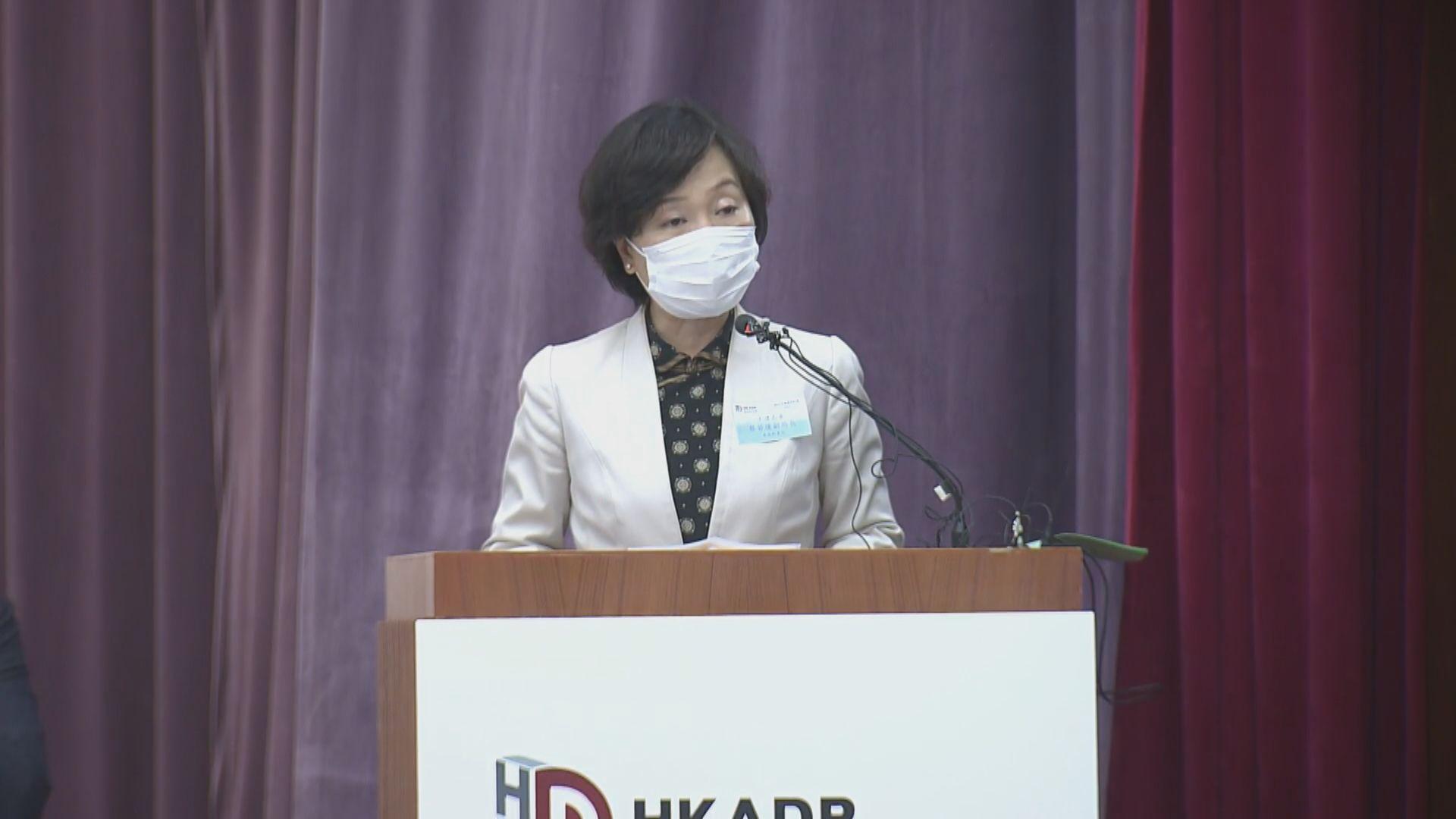 蔡若蓮:學校管理層有責任積極推動國民教育