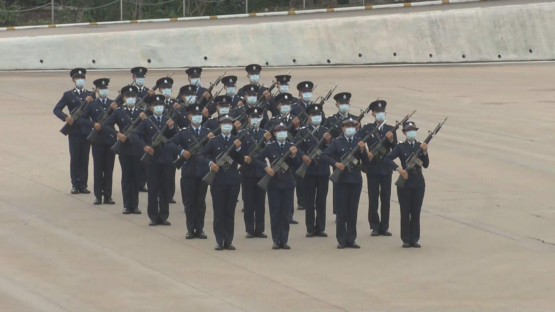 警務處副處長蕭澤頤:維護國家安全是重中之重