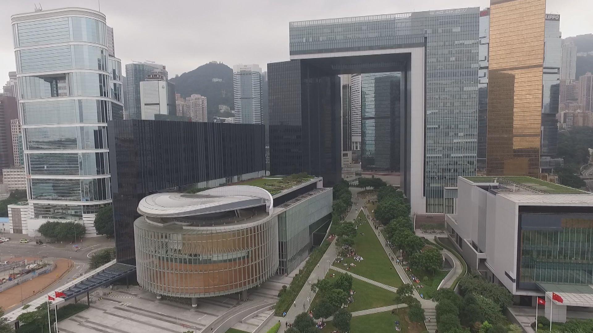 林鄭:港府與國安事務顧問國安公署通力合作