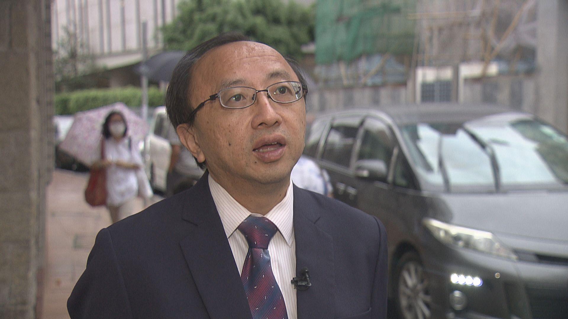 張達明:判詞澄清國安法案件被告仍有機會保釋