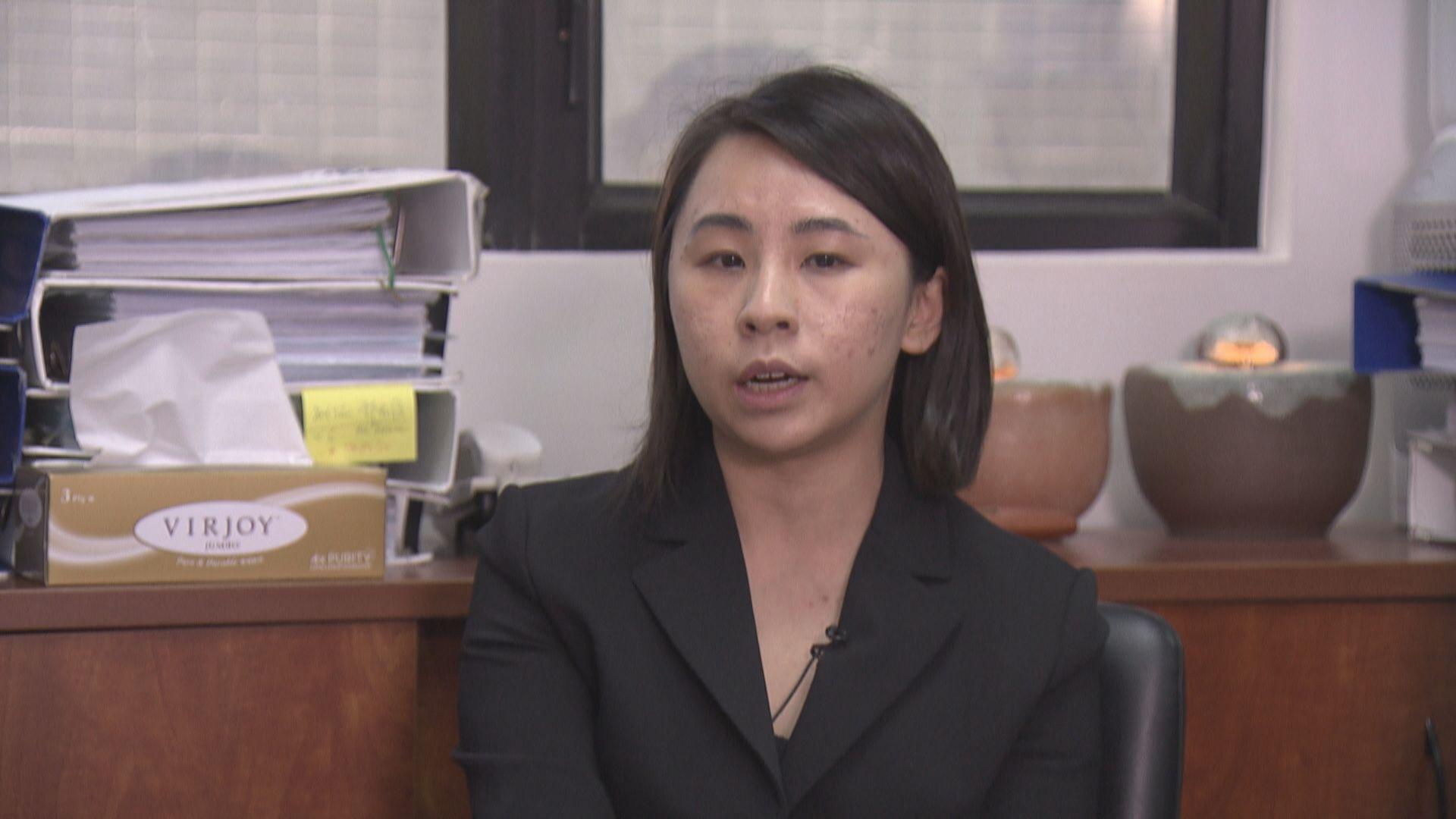 義務律師:違國安法被捕者主要涉文宣 無必要檢取DNA樣本