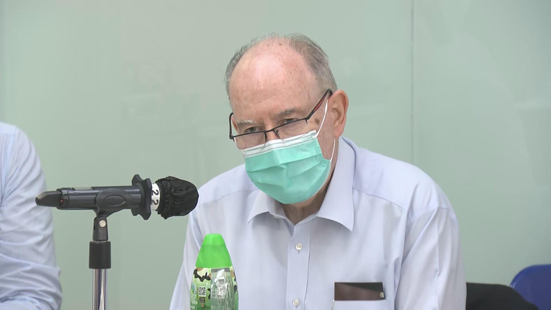李定國:若當年廿三條通過 香港未必出現現時問題