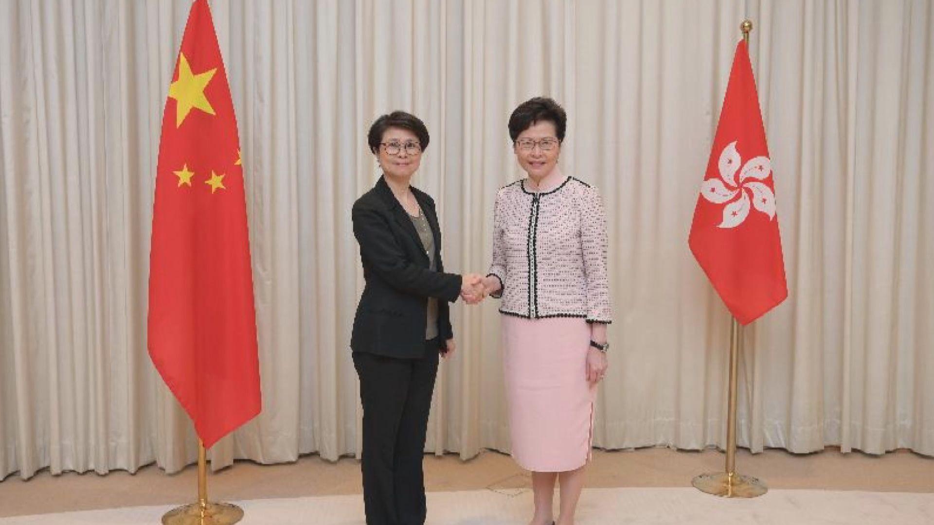 劉賜蕙獲任命為警務處副處長 負責國家安全