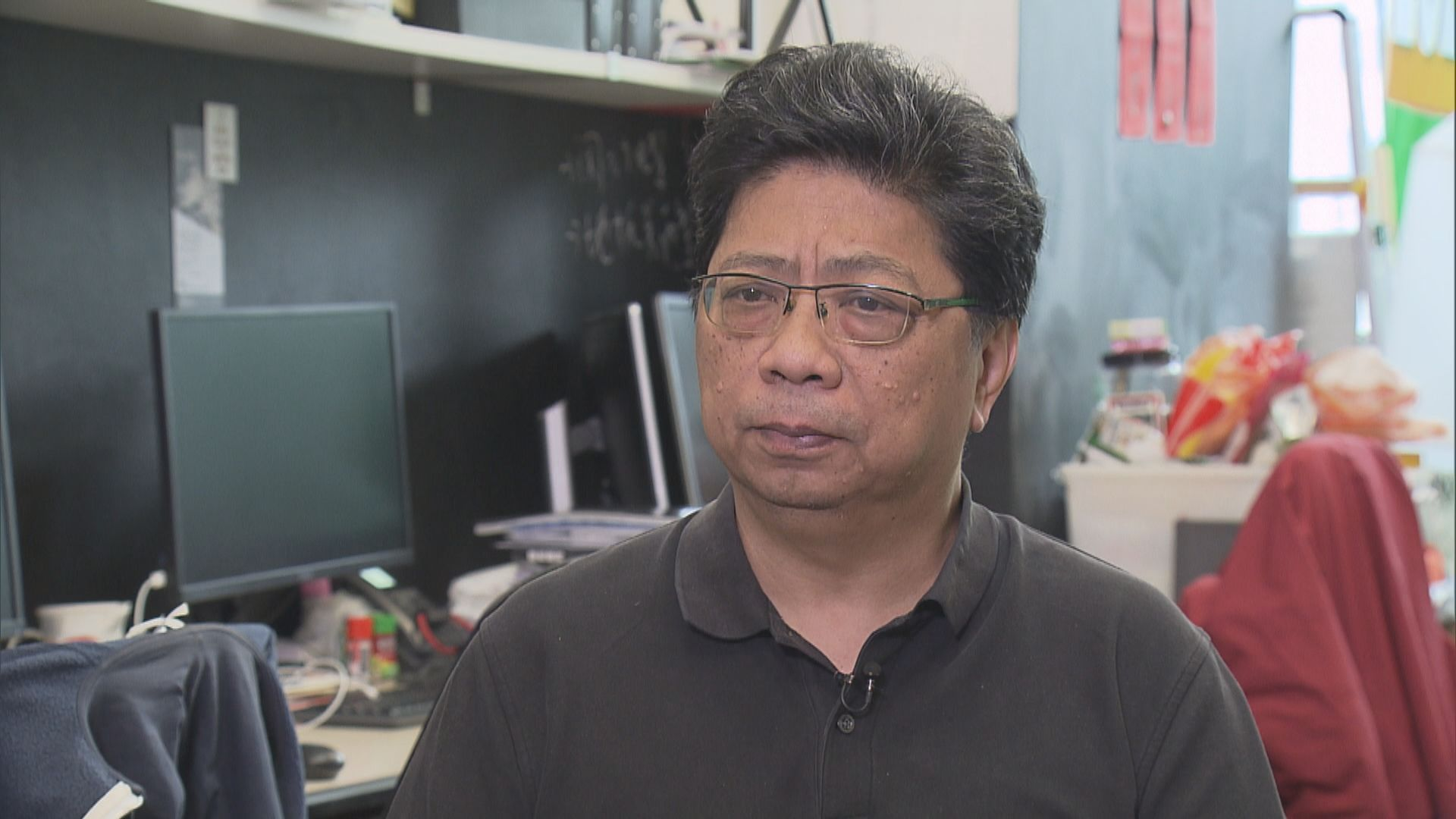 楊健興:國安法範圍廣泛 憂傳媒自我審查