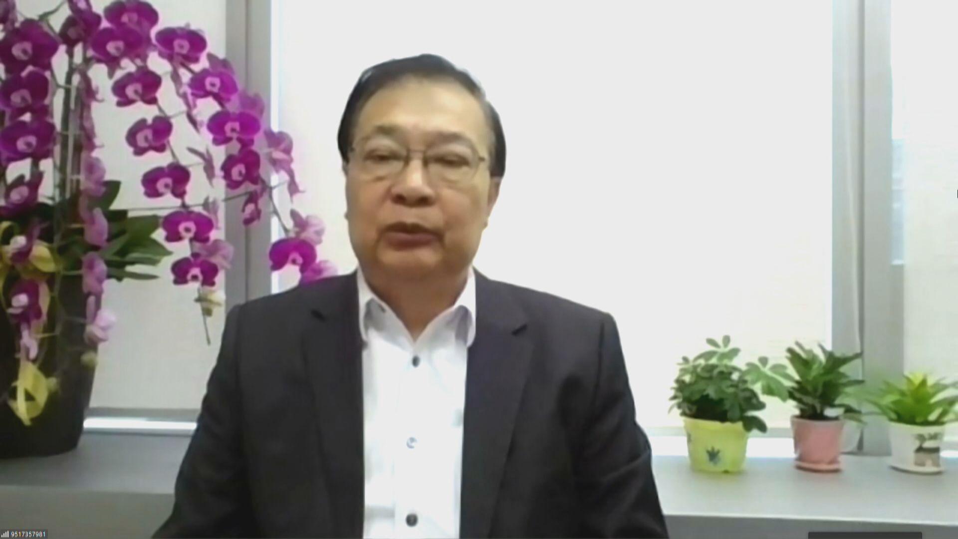 譚耀宗:市民應重視及理解國安法條文 勿以身試法