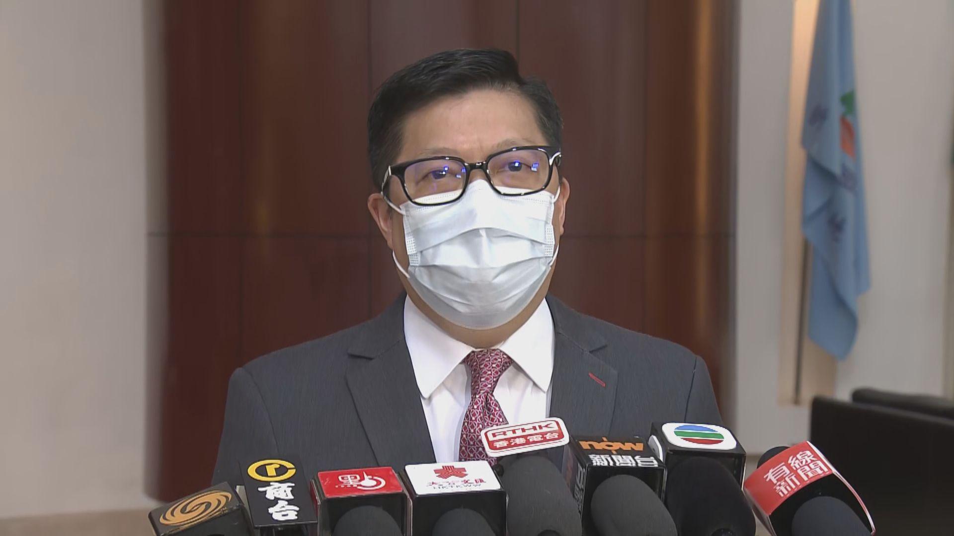 【唐英傑案】鄧炳強歡迎裁決 研究判詞決定下步行動