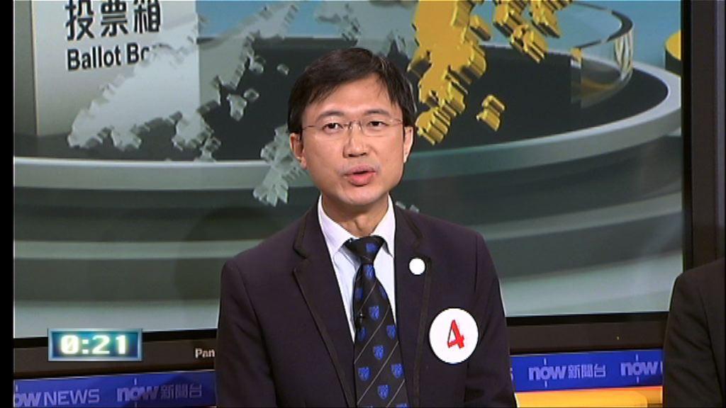 立法會新界東選舉論壇(五)