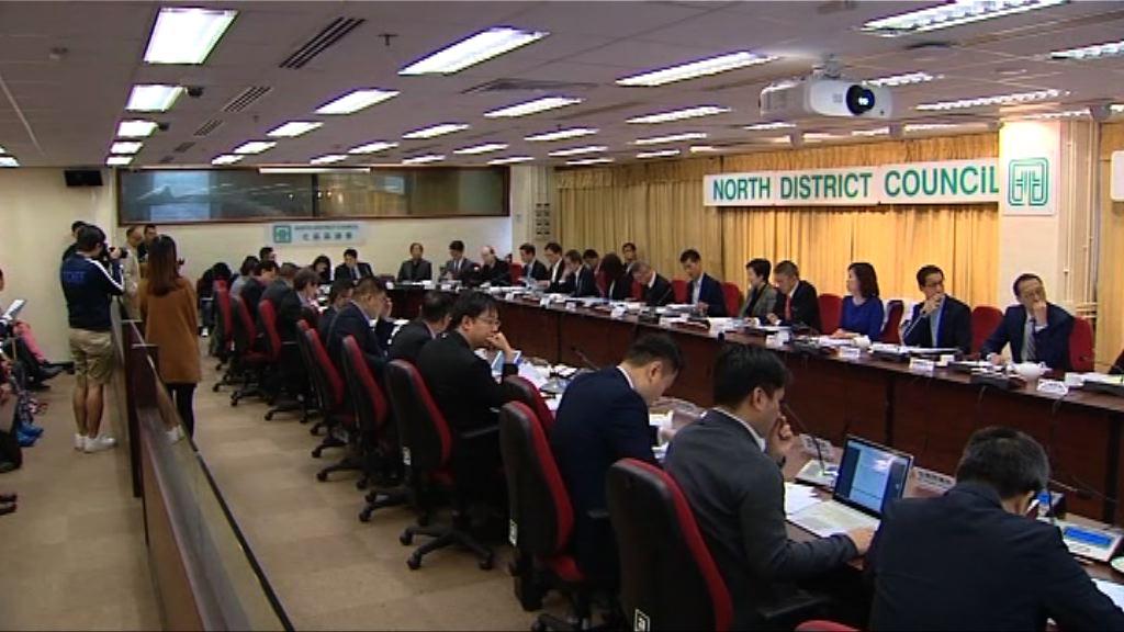 政府重申新界東北安置方案安排恰當