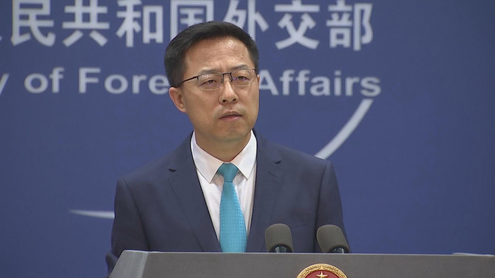 外交部:高度重視核安全 台山核電站周邊輻射水平無異常