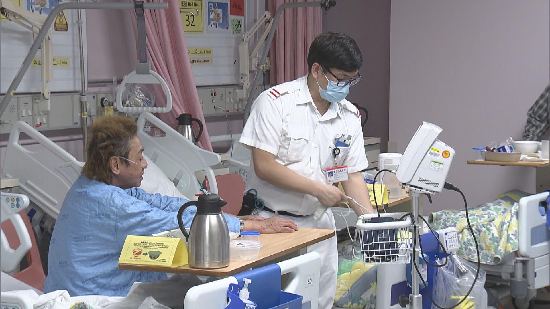 醫管局擬增二千名護士惟未有落實時間表