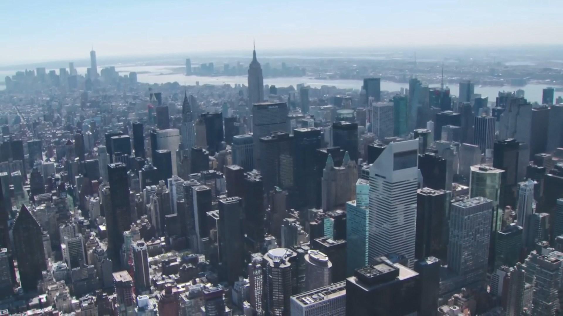 紐約通過限制大廈溫室氣體排放量