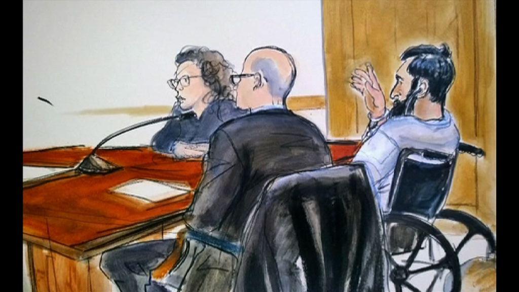 紐約貨車恐襲案 疑犯被控支援恐怖組織