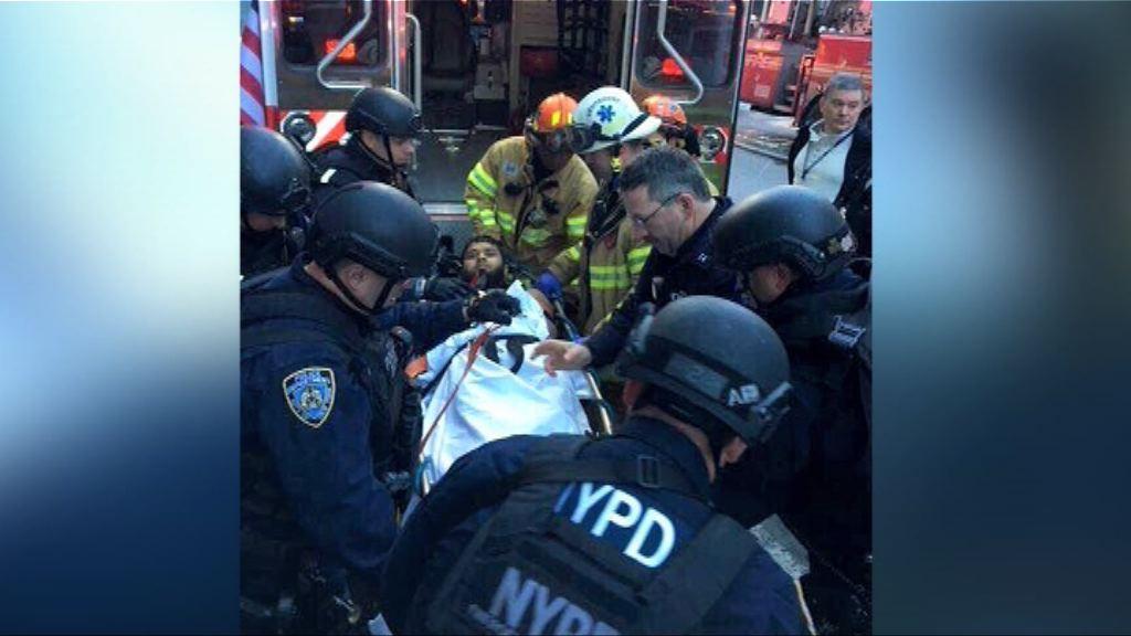 紐約爆炸案 疑犯被起訴恐嚇威脅等罪
