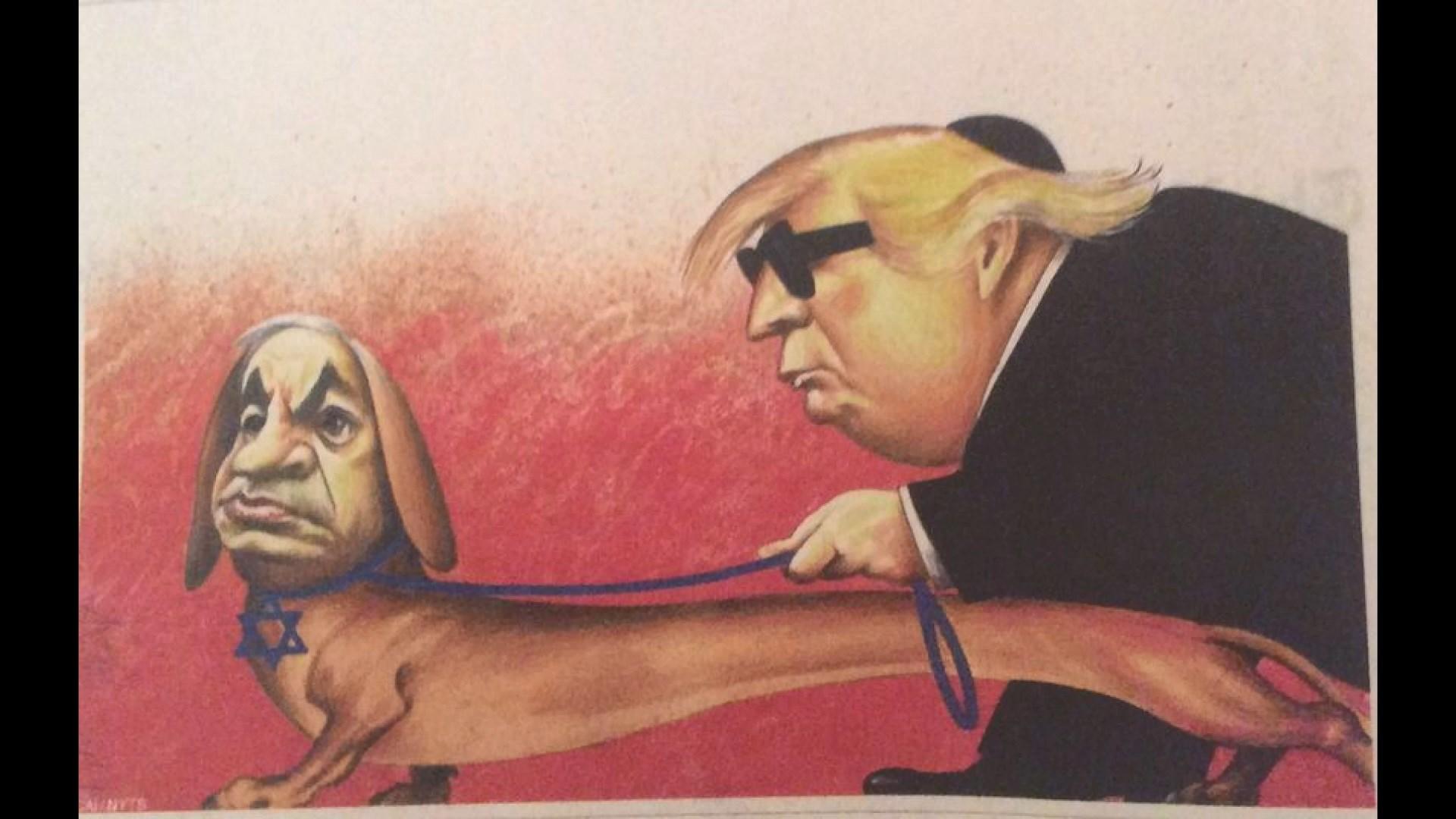 《紐時》就漫畫被指辱猶太人道歉