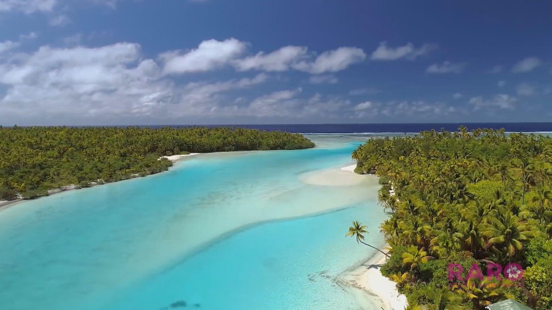 新西蘭與南太平洲島國庫克群島本月17日開啟旅遊氣泡