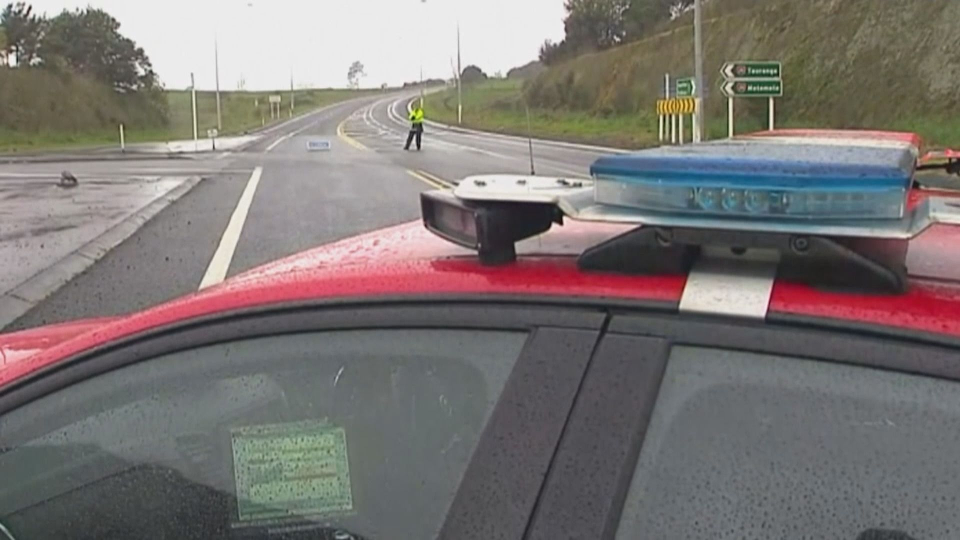 中國旅行團在新西蘭遇車禍六死多傷
