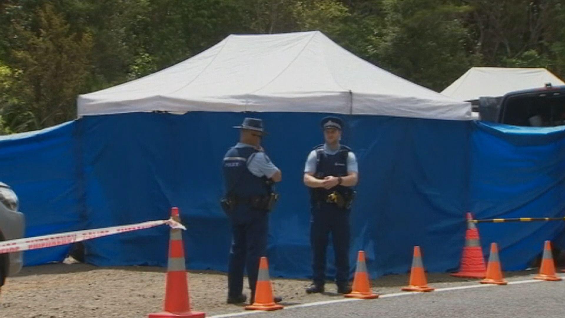 新西蘭失蹤英國遊客證實遇害
