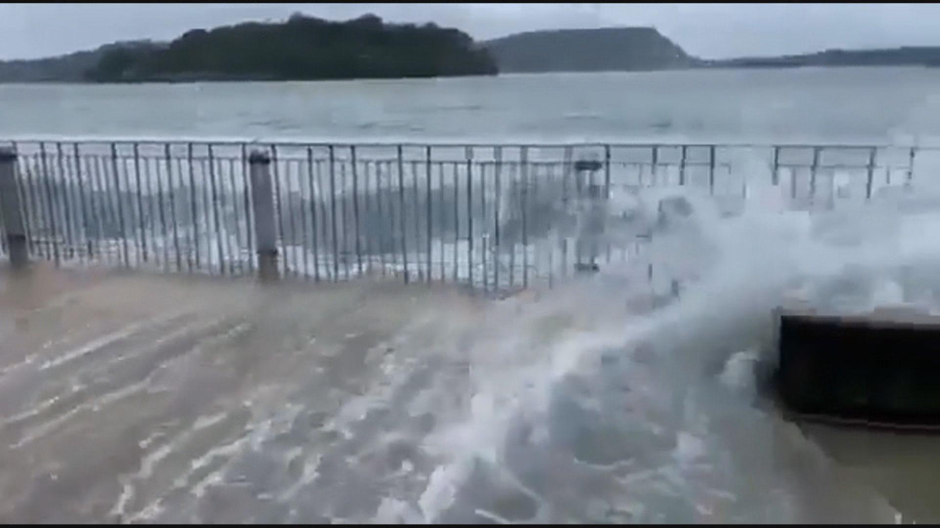 新西蘭8.1級地震 當局一度發海嘯警報