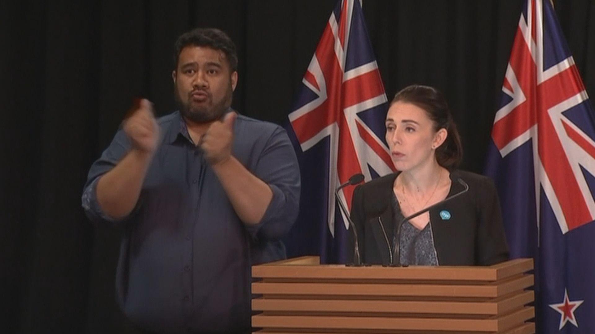 新西蘭內閣會議一致同意修改槍管法例