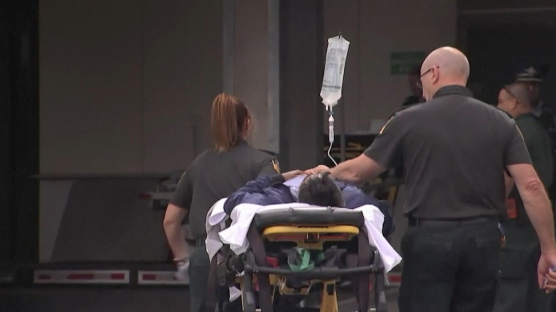 新西蘭清真寺槍擊案 最少40死逾40人傷