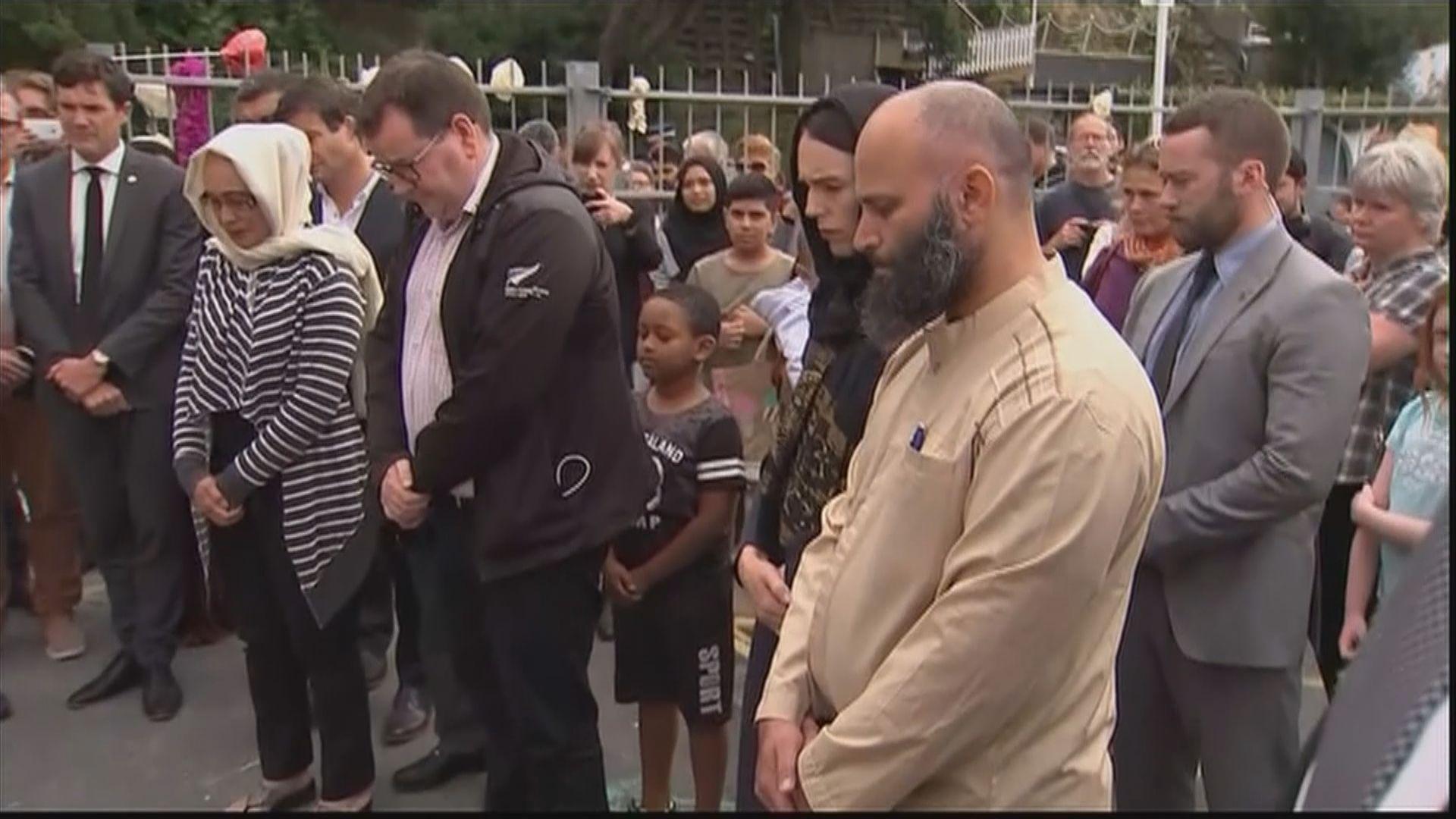 新西蘭基督城恐襲 死者家屬暫未能領回遺體