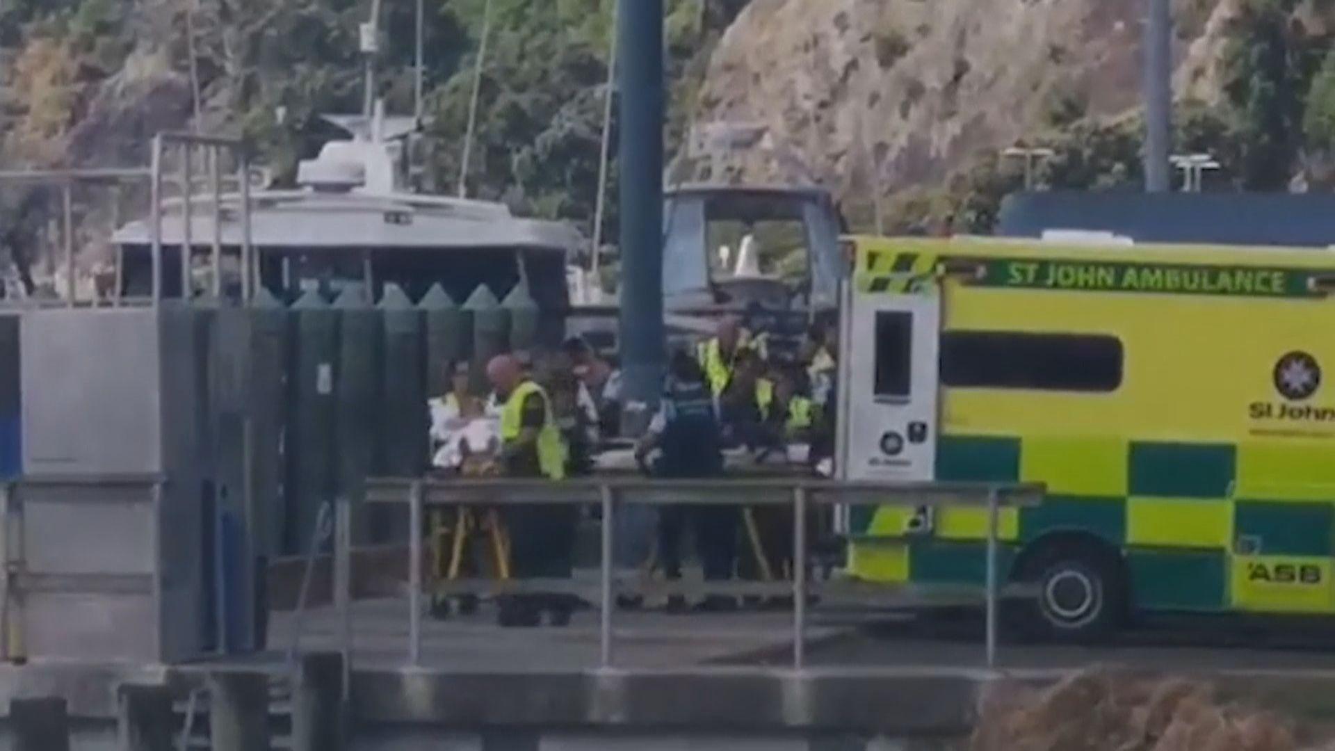 新西蘭懷特島火山爆發 至少五死廿人失蹤