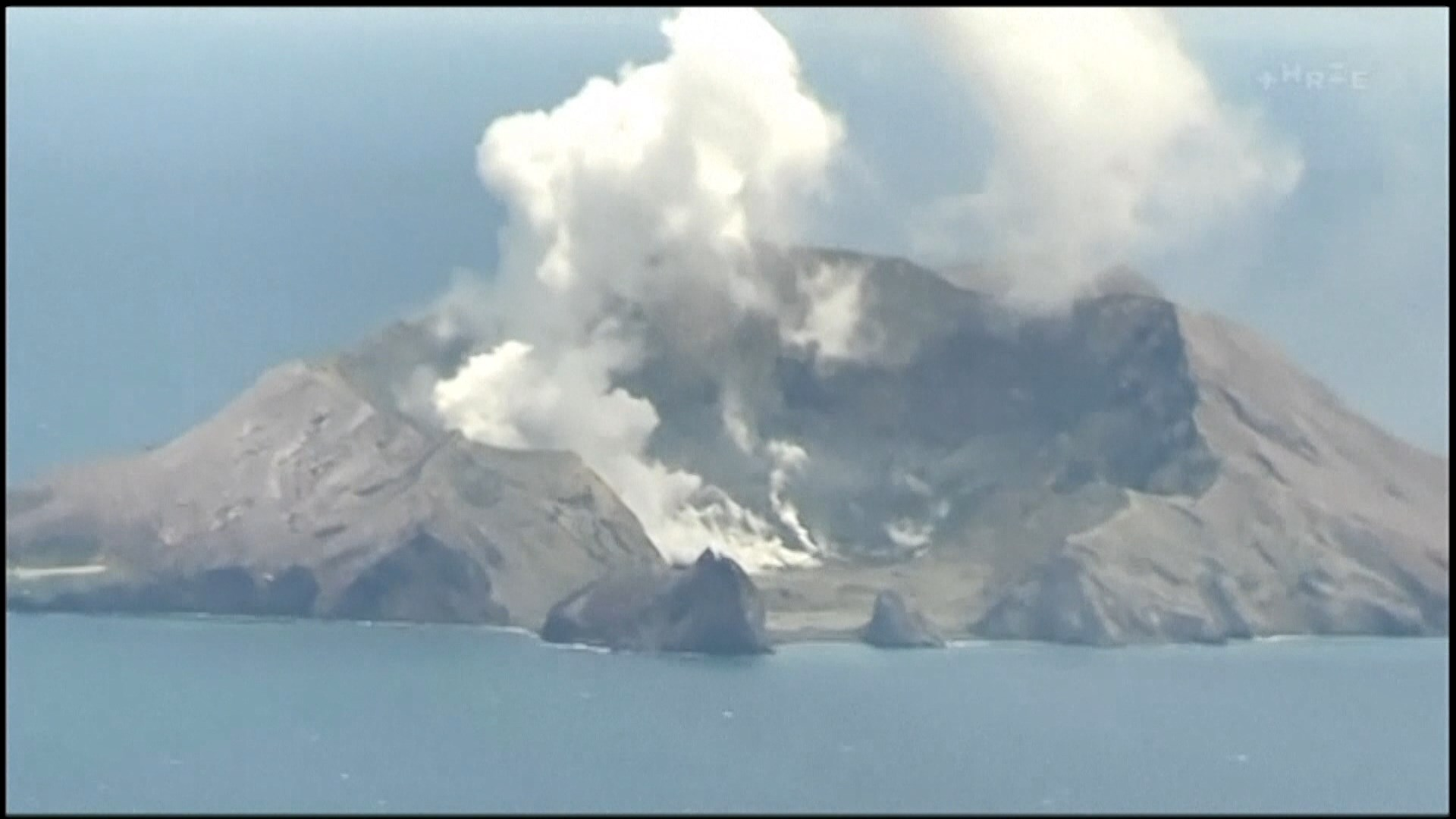新西蘭火山爆發或難尋回兩失蹤者