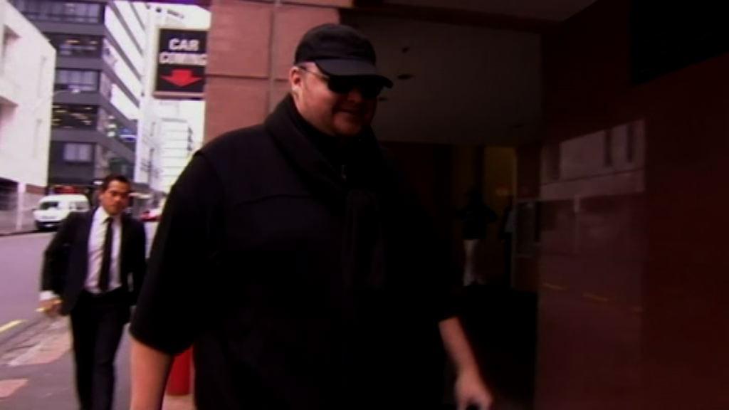 新西蘭法院裁定金達康可被引渡返美國受審