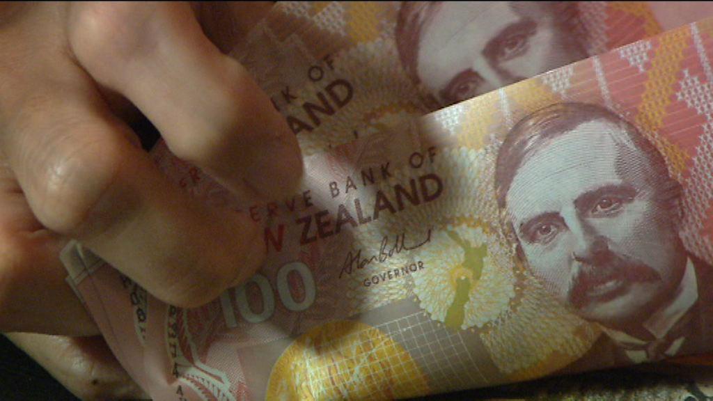 新西蘭央行對經濟增長放慢及貿易局勢發警告